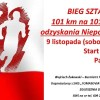 101 km na 101 rocznicę Niepodległości