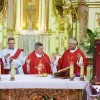 14.07 Krasnobród. Parafia pw. Nawiedzenia Najświętszej Maryi Panny