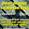 Bezpłatne zajęcia street workout