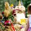 Dożynkowe świętowanie w Krasnobrodzie