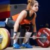 Emilia Rechul na Mistrzostwach Europy