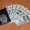 Imitacja pieniędzy w Dołhobyczowie
