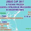 JOGUŚ CUP 2017