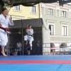 Karatecy na Rynku Wielkim