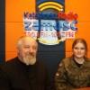 Ks. Ryszard Ostasz i Zuzanna Łuka