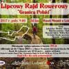 """Lipcowy Rajd Rowerowy """"Granicą Polski"""""""