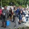 Lubaczów powitał pielgrzymów ŚDM