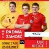 MKS Padwa Zamość - KU AZS UJK Kielce