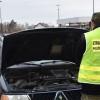 Na granicy w Terespolu zatrzymano auto