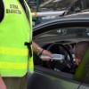 Nietrzeźwy kierowca na granicy