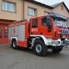 Nowy samochód zamojskiej Straży Pożarnej