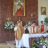 Odpust ku czci Najświętszego Serca Jezusowego w Dąbkowie