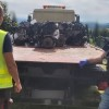 Odzyskano części ze skradzionych samochodów