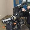 Odzyskano kolejny skradziony motocykl