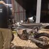Odzyskano KTM skradziony w Szwecji