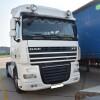 Odzyskano pojazd ciężarowy
