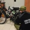 Odzyskano rowery