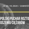Ogólnopolski Puchar Roztocza w podnoszeniu ciężarów
