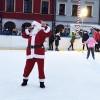 Otwarcie lodowiska ze Świętym Mikołajem