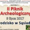 Piknik Archeologiczny w Sąsiadce