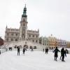 Pogoda sprzyja uprawianiu sportów zimowych