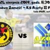 Sparingowy mecz Padwy Zamość z Azotami II Puławy