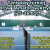Tenisowy turniej Attyla Cup przed nami