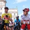 Tour de Pologne wystarował z Zamościa