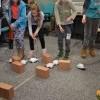 Tresowali roboty w Bibliotece Pedagogicznej w Zamościu