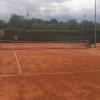 Turniej seniorów i amatorów na korcie