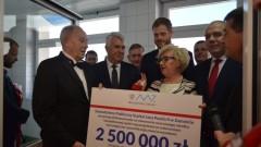 2,5 miliona złotych na 25- lecie szpitala