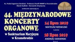 44. Międzynarodowe Koncerty Organowe w Krasnobrodzie