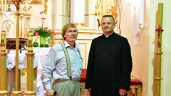 Biłgoraj. Spotkanie z Zygmuntem Romanowskim