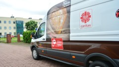 Caritas Diecezji Zamojsko-Lubaczowskiej otrzymał nowy samochód-chłodnię