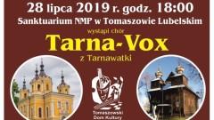 Chór Tarna Vox wystapi w Tomaszowie Lubelskim