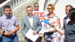 """Działania Społecznego Komitetu ,,Nie dla spalarni śmieci w Zamościu"""""""