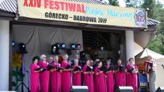 Festiwal Pieśni Maryjnej Górecko - Dąbrowa