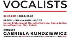 Grzegorz Obst o 46 Międzynarodowych Spotkaniach Wokalistów Jazzowych