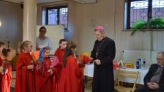 Imieniny biskupa Mariusza Leszczyńskiego