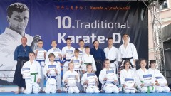 Karatecy rywalizują o Puchar Roztocza