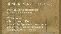 Koncert Muzyki Sakralnej