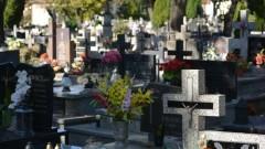 Msze święte na zamojskich cmentarzach