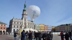 Klubowe Pokazy Modeli Balonów na Ogrzane Powietrze