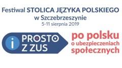 """'Prosto z ZUS"""" w Stolicy Języka Polskiego"""