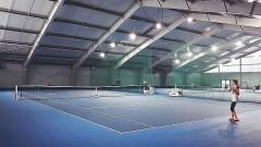 Turniej tenisa ziemnego dla seniorów i amatorów