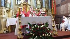 Ustanowienie Sanktuarium św. Stanisława BM w Górecku Kościelnym