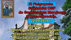 XI Pielgrzymka Strażaków do Krasnobrodu