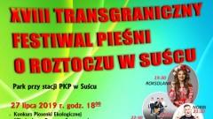 XVIII Transgraniczny Festiwal Pieśni o Roztoczu
