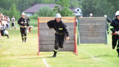 Zawody strażackie w Tereszpolu