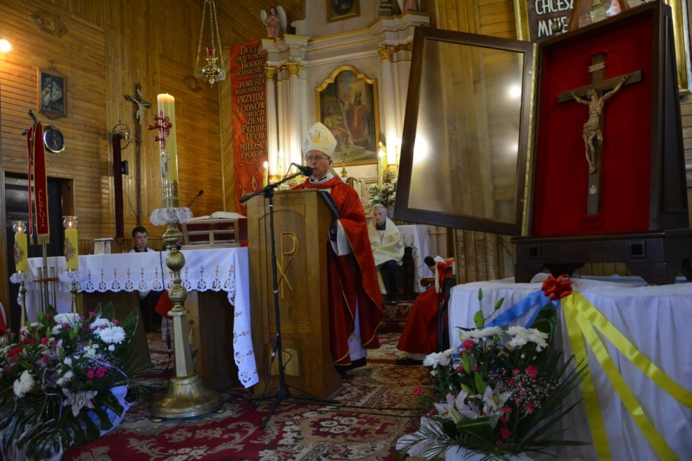 03.06 Wiszniów. Parafia pw. św. Stanisława Biskupa i Męczennika